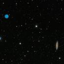 The Owl Nebula (M97) and the Surfboard Galaxy (M108),                                Benjamin Csizi