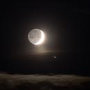 Halloween Moon & Jupiter,                                Rafael Schmall