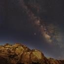 Milky Way Galaxy,                                Matthew Chan