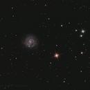 NGC 3184 Spiral Galaxy,                                Stefan Westphal