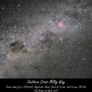 Southern Cross Milky Way,                                Paul Brand