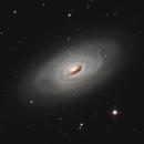 The Black Eye Galaxy,                                Gabe Shaughnessy