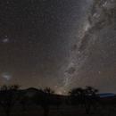 Magellanic clouds,                                Juan José Picón
