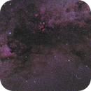 Cygnus Milky Way...and the Frolicking Dog Nebula!,                                Chad Quandt