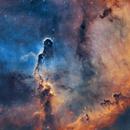 Elephant's Trunk Nebula IC 1396,                                Centenojoel