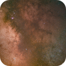 Milky Way Core mosaic from several sessions,                                Donnie B.