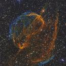 Supernova remnant Sh2-224,                                Toshiya Arai