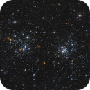 Double Cluster – 2019,                                Peter Folkesson