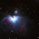 Orion Nebula - M42 - NGC1976,                                GlaucoH