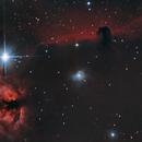 IC434,Horse head nebula,                                Vlaams59
