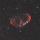 Crescent Nebula,                                Martin Wey