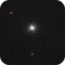M13 Hercules globular cluster,                                Andrew