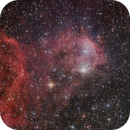 NGC 3324 Gabriela Mistral Nebula,                                sebastian soto quezada