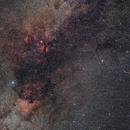 Cygnus Hydrogen Emission Clouds,                                Jenafan