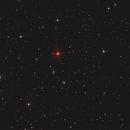 Carbon Star T-Lyrae,                                OrionRider