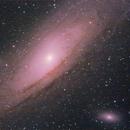 M31 reprocessed Core,                                Chris Price