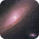 M31 reprocessed Core,                                Chris Price
