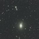 M 104 - Sombrero,                                Seldom