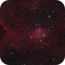 The Heart Nebula and Melotte-15 HaRGB,                                Anderson Thrasher