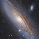 M31 - Andromeda Galaxy,                                Simas Šatkauskas