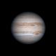Jupiter animation 2020-08-08: seeing evolution,                                Darren (DMach)