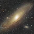 Andromeda Galaxy M31,                                Damian Costello