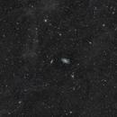 Bodes Galaxy - M81 & M82 Widefield,                                Siegfried