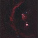 Orion and Barnard's Loop,                                Dominique Callant