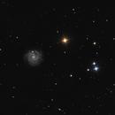 Little Pinwheel Galaxy NGC3184,                                Benjamin Law