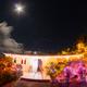 Les guirlandes de Noel, le Lune et ISS,                                BLANCHARD Jordan