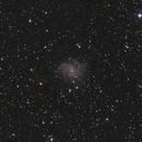 Supernova SN 2017eaw in NGC6946 - Fireworks Galaxy,                                Ivaldo Cervini