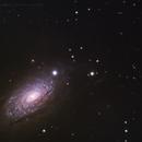 M63 - Sunflower galaxy,                                Gianni Cerrato