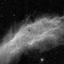 California Nebula 4-Panel H-alpha Mosaic,                                  Randy Roy