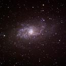 M33 (Triangulum Galaxy),                                Stan McQueen