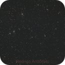 Virgo Cluster - Very Fast capture,                                Rodrigo Andolfato