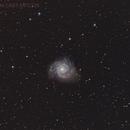 galassia M74 nei Pesci,                                Circolo AStrofili Talmassons