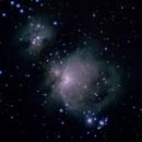 Orion Nebula,                                jewzaam