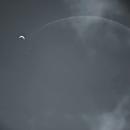 Venusbedeckung 20200619,                                Günther Eder