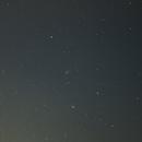 Comet SWAN at dawn,                                José J. Chambó