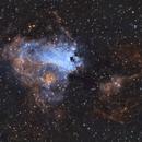 M17 Omega nebula,                                ParyshevDenis