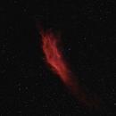 ngc1499 (California nebula) Ha_Ls_HaR_GB,                                *philippe Gilberton