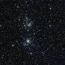 NGC884 - Double Cluster in Perseus,                                AstroHawk