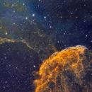 Jellyfish Nebula - Deep Sky West Remote Observatory,                    Deep Sky West (Ll...