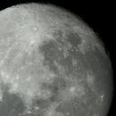 Moon 97.6% Illuminated,                                David