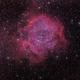 NGC2237 Rosette Nebula,                                Mark Eby