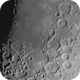 Moon feature - Rupes Recta, The Straight Wall,                                David N Kidd