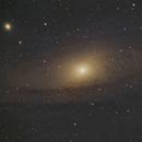 2019-10-19 - M31 - The Andromeda Galaxy,                                Steven Deblois