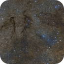Scenery of The Night ( Collinder 399 and Dark Clouds in Vulpecula ),                                Reza Hakimi