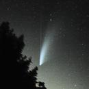 Comète Neowise (1),                                Doublegui