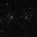 Double Cluster,                                JuhaK